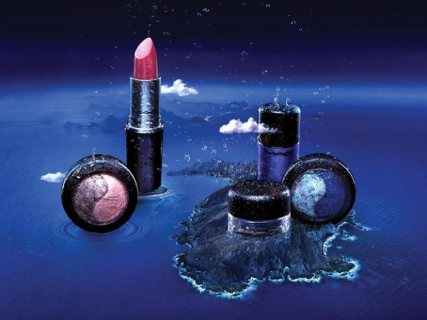 The MAC for Chen Man 'Love and Water' collection