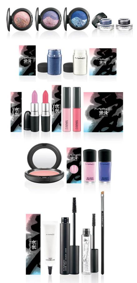 MAC for Chen Man full line